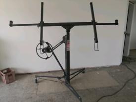 Plasterboard lifter