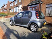 Smart forfour coolstyle 1.1 petrol 28K