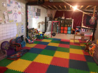 Little Munchkins Private Home Daycare $25 a day in  Gatineau.