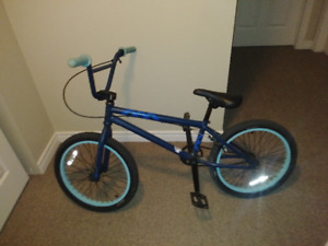 Giant-Method 02 BMX Bike
