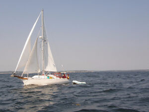 Bayfield 29 ft, cutter rig, 1980