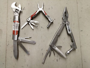 OUTIL MULTI-FUNCTION/MULTI FUNCTION TOOL