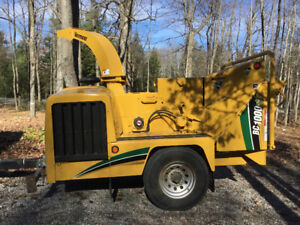 2009 Vermeer Bc 1000xl wood/brush chipper  3 TO CHOOSE FROM!