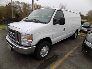 2008 Ford E150 Panel Cargo Van $ 5,900.00 Call 727-5344