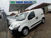 ece40089ba 2014 PEUGEOT BIPPER S 1.3 HDI 75 BHP 5 SPEED MANUAL FWD PANEL VAN 99