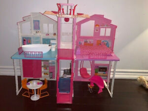 Doll House With Elevator | Great Deals on Toys & Games From