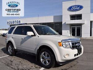 2011 Ford Escape LimitedAWD-LEATHER-MOONROOF-LOW KM