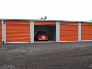 Self Storage at the Moving Box – Secure and Affordable