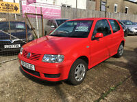 Volkswagen Polo 1.4 2002MY Match