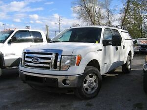 2012 Ford F-150 XLT SuperCrew 4x4 OffRoad EcoBoost