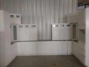 40+ New Kitchen Cabinet Sets - Auction Closes Oct. 26th