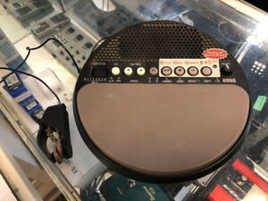 KSW Mega Blowout! Korg Wave Drum Mini! On for $150.00!