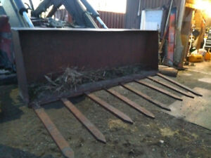 "60"" Manure Fork for Tractor"