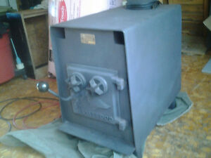 Lakewood Cottager with Air Wood Stove