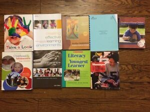 NSCECE Text book 1st and 2nd year books