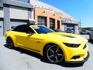 Ford Mustang GT GT PRENIUM CALIFORNIA SPÉCIAL, CONVERTIBLE, WOW!