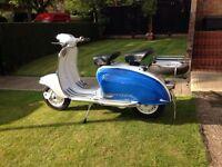 Lambretta series2 1960