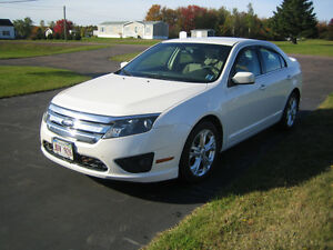 2012 Fusion (equipe for towing behind motor home)