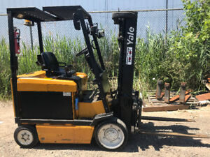 Yale ER 0050- 5000 lb Cap Forklift, works great! @ $7995+HST!