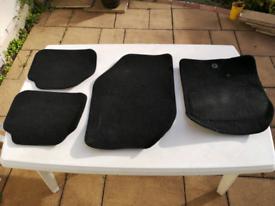 Floor mats for small car
