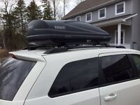 Thule 624 M Force cargo box instock free install