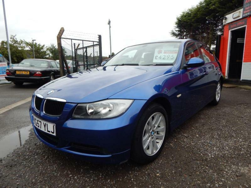 2007 Bmw 3 Series 318i Se 4dr Full Service History 2 Keys