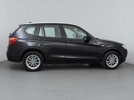 2013 BMW X3 sDrive18d SE 5dr SUV 5 Seats