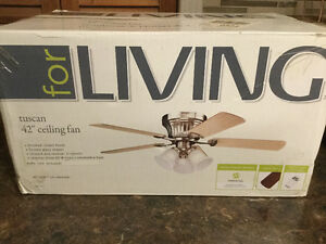 Brand new 42inch ceiling fan