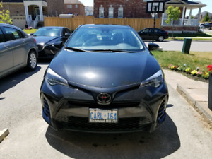 2017 Toyota Corolla mint condition
