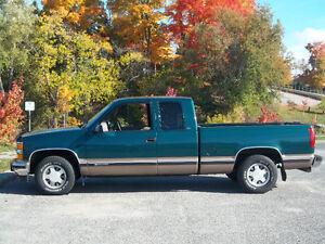1998 Chevrolet Silverado 1500 Pickup Truck