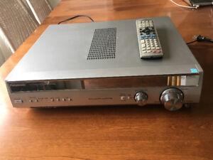 Panasonic SA-XR55 - AV Digital Receiver - 7.1 channel