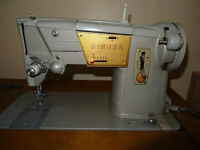 SEWING MACHINE - SINGER 328 STYLE O MATIC