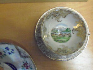 Bone China Tea Cups & Saucers, Exquisite! Lovely! Collectible! London Ontario image 2