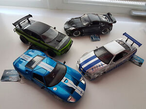 Fast and Furious Collection Die Cast
