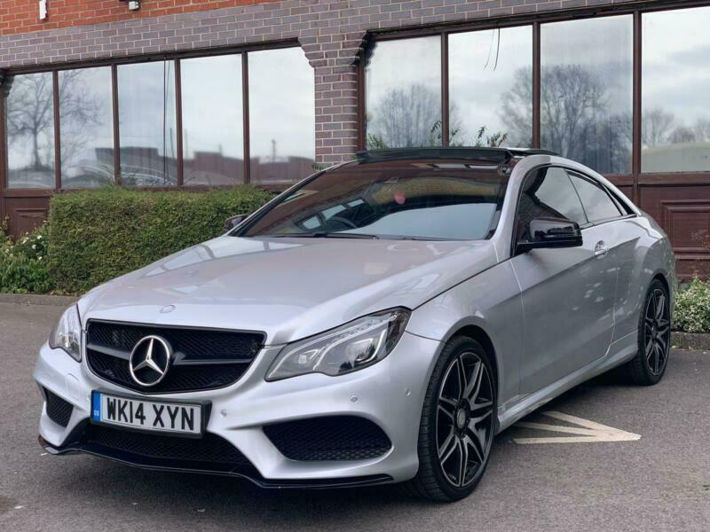 2014 Mercedes-Benz E400 3 0 ( 333bhp ) 7G-Tronic Plus AMG Sport Plus | in  Small Heath, West Midlands | Gumtree