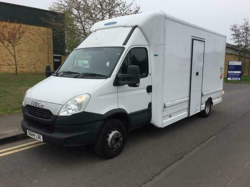 2014 Iveco Daily 70C17 Luton Snap On Van Tail Lift Manual Luton In Heathrow London Gumtree