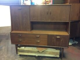 Retro 1970's teak g plan sideboard