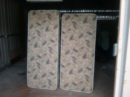 Caravaan mattresses Thornlie Gosnells Area Preview