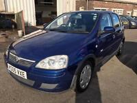 2005 Vauxhall Corsa 1.2 i 16v Design Hatchback 5dr Petrol Manual (a/c) (139