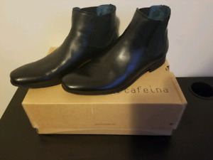 Cafeina Leather boots
