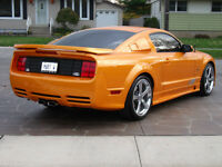 """AUTHENTIC - 2007 SALEEN S281-550 HP """"POSSIBLE TRADE"""""""