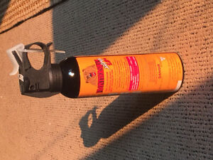 BEAR SPRAY~2 bottles~ Canmore
