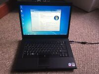 Dell Latitude Dual Core Windows 7 Laptop
