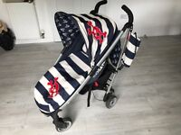"""Cosatto Pushchair/Stroller """"Ahoy There"""" Edition"""