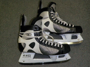 Variety of Used Hockey and figure Skates
