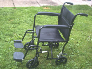 Save $$$ New Airgo Ultra-Lite Wheelchair easy to move $200