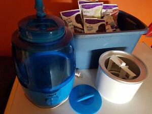 Deni Ice Cream Maker with 30 pkgs Mix  $100 OBO