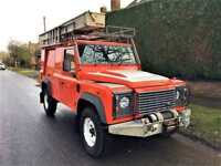 2008 Land Rover Defender 110 2.4 TDi Hard Top 3dr AIR CON