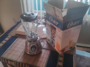 Oster Heritage 400 blender *as new, in box*