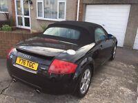 Audi TT 225bhp 2002